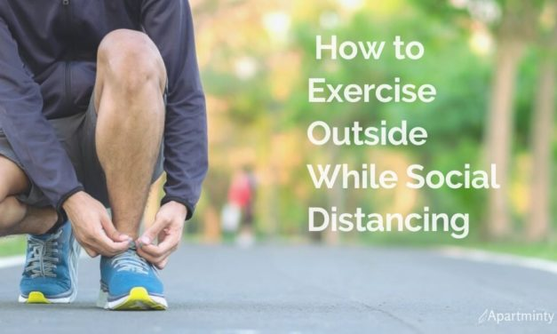 How to Exercise Outside While Social Distancing