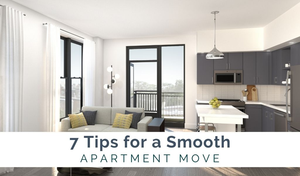 7 Tips for a Smooth Apartment Move
