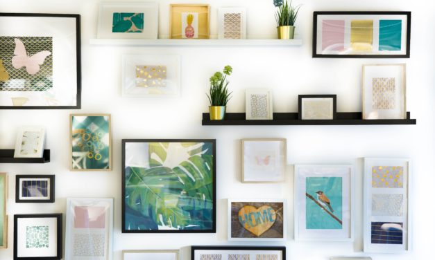 8 Unique Ways to Display Fine Art in Your Home