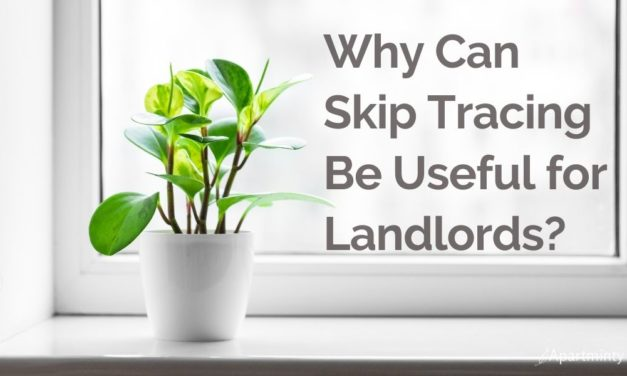 Why Can Skip Tracing Be Useful for Landlords?